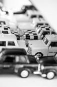 Modele samochodów — Zdjęcie stockowe