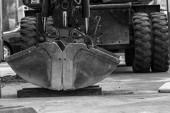 Dredger bucket — Stock Photo