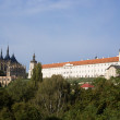 Saint Barbara's Church and former Jesuit College in Kutna Hora — Stockfoto #52376167