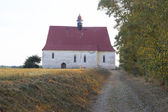Small country church — Stock Photo
