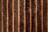 Rusty zinc grunge background. — Stock Photo