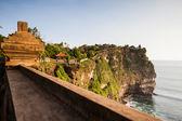 Вид на скалы в Бали Индонезия. — Стоковое фото