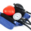 Blood pressure measuring tool - 1 to 1 ratio — Stock Photo #53907473