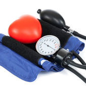 Blood pressure measuring tool - 1 to 1 ratio — Stock Photo
