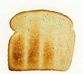 Toasted white bread — Foto de Stock