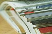 Tijdschriften — Stockfoto