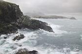 Atlantic coastline — Stock Photo