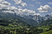 Pyrenees Mountains Landscape — Stock Photo