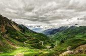 Pyrenees Mountains — Stock Photo