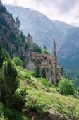 At The Pyrenees Mountains — Stock Photo