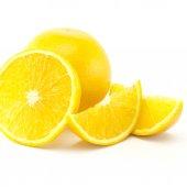 оранжевый плод — Стоковое фото