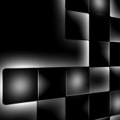 Big mosaic abstract background — Foto Stock