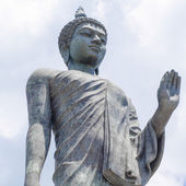 Nakhon Pathom -Thailand, Big Buddha — Stock Photo
