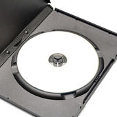 Dvd case — Stock Photo