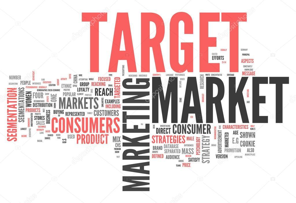 how to set target market