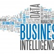 Word Cloud Business Intelligence — Stock Photo #54496537
