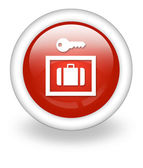 Ikony, tlačítka, piktogram skříňka — Stock fotografie
