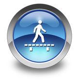 Icon, Button, Pictogram Boardwalk — Photo