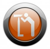 Icon, Button, Pictogram Viewing Area — Stock Photo