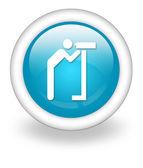 Icon, Button, Pictogram Viewing Area — Stock Photo