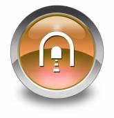アイコン、ボタン、ピクトグラム トンネル — ストック写真