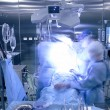 In the operating room during surgery — Stock Photo #55554781