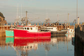 Lobster trawlers — Stock Photo