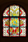 Lviv coat of arms — Stock Photo