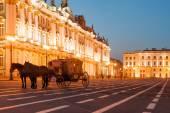 Winter palace (Hermitage) — Stock Photo