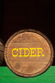 Cider — Stock Photo