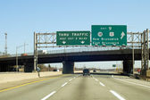 NJ Turnpike — Stock Photo