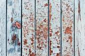 Background of old painted boards — Foto Stock