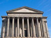 St Georges Hall, Liverpool, Side View — Stock Photo