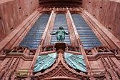 利物浦英国国教大教堂 — 图库照片