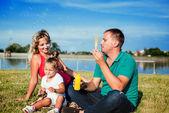 Family concept — Stock Photo