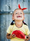 Kinderen portret — Stockfoto