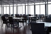 Cafe interior — Stock Photo