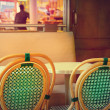 Cafe in Paris — Stock Photo #52884523