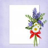 野生の花の花束 — ストック写真