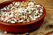 Healthy legume ingredient — Foto Stock