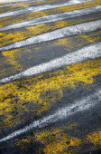 Concrete asphalt background — Stock Photo