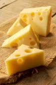 Fromage emmental — Photo