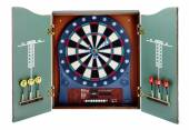Electronic dartboard — Stock Photo