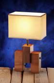 Artisan handicrafted lamp — Stok fotoğraf