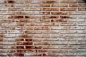 Aged grunge brick wall — Stock Photo