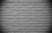 灰色砖墙背景 — 图库照片