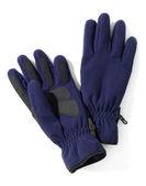 蓝色的极地手套 — 图库照片