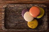 Macaron ou gerber — Photo