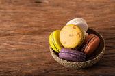 Macaron or Gerber — Stock Photo