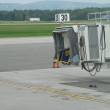 Airport Tarmac Activity — Stock Photo #53254821